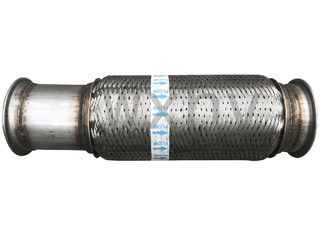Customized soft mesh braid Pipe with extension pipe for truck