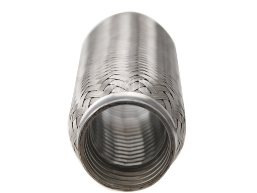 Double layers 5 inch flexible pipe for car exhaust