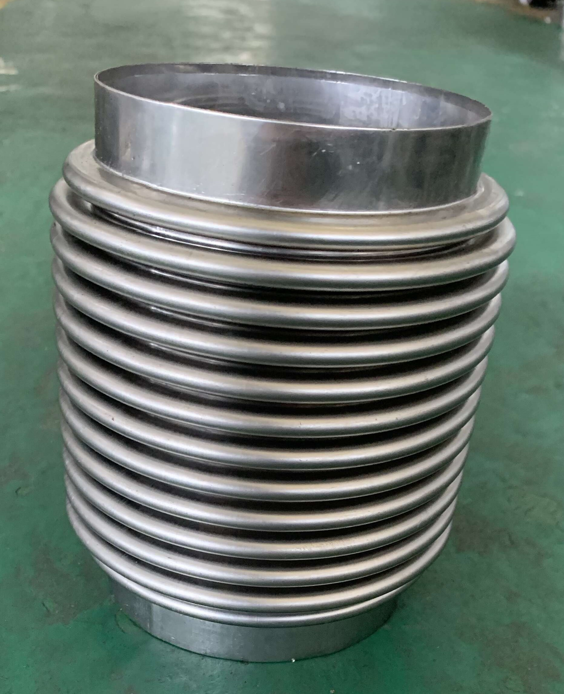 EXHAUST STAINLESS STEEL BELLOW PIPE